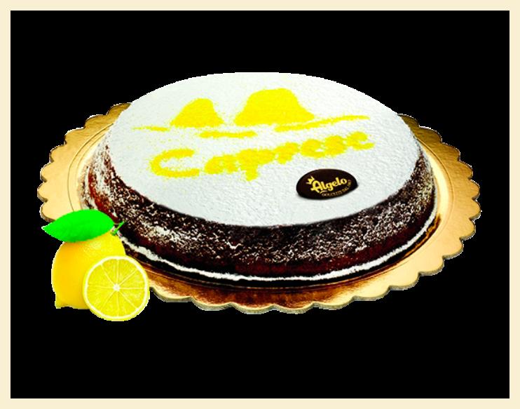 Caprese al limone immagine
